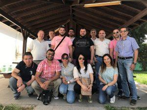 Ολοκλήρωση εκπαίδευσης στην Ακαδημία του Αρχηγείου Αστυνομίας Κύπρου